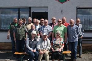Teilnehmer der JHV