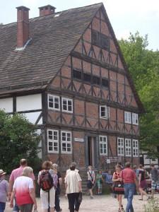 im Freilichtmuseum Detmold