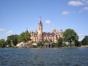 Aussicht über den Schweriner See
